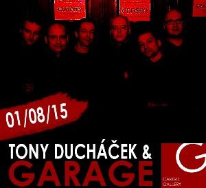 picture TONY DUCHÁČEK & GARAGE, Cargo Gallery