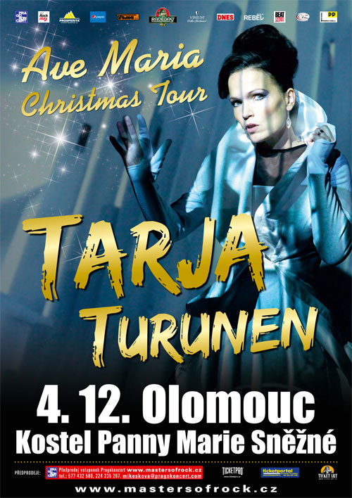 picture TARJA TURUNEN AVE MARIA CHRISTMAS TOUR