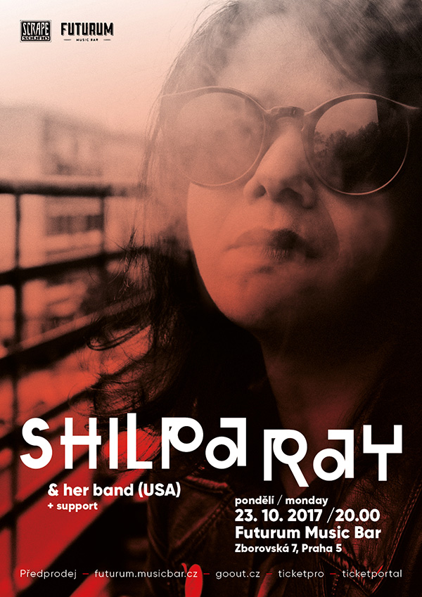 picture SHILPA RAY & her band / USA