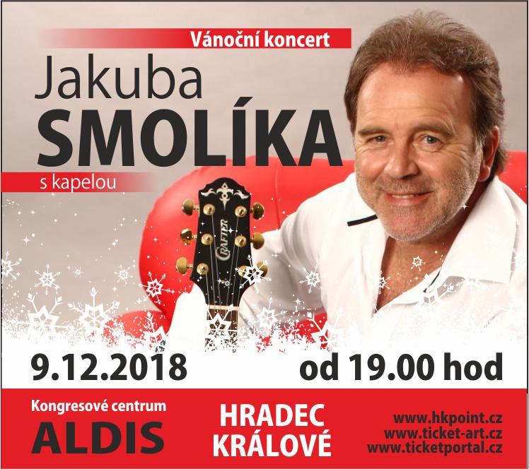 picture JAKUB SMOLÍK - VÁNOČNÍ KONCERT