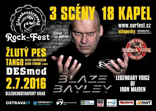 picture Slezskoostravský Rock-Fest 2016 Open Air