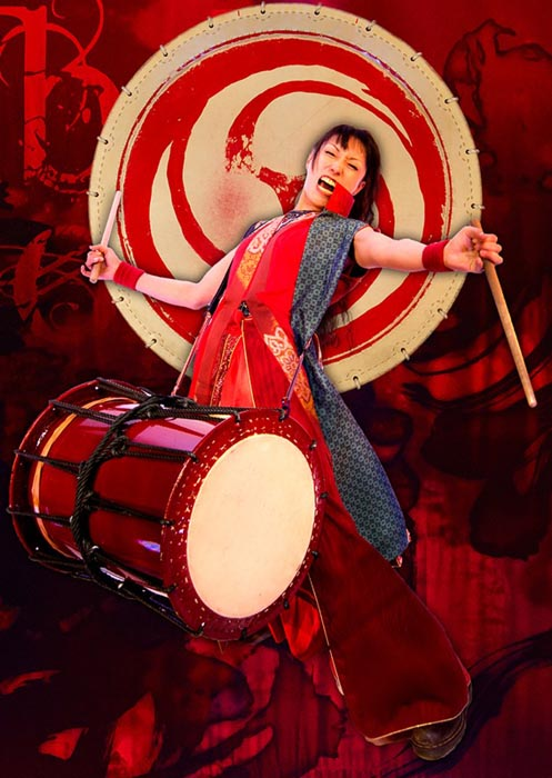 picture Yamato - The Drummers of Japan - BAKUON
