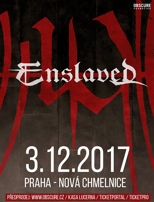picture ENSLAVED (NOR)