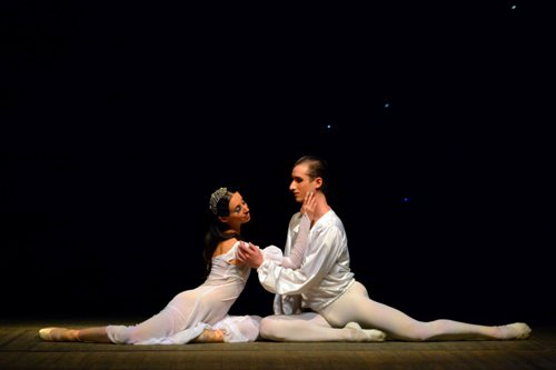 picture ROYAL RUSSIAN BALLET, Romeo a Julie