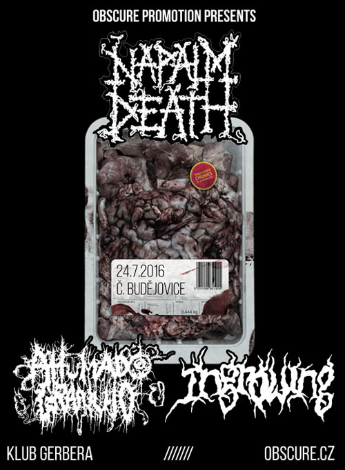 picture NAPALM DEATH (UK)