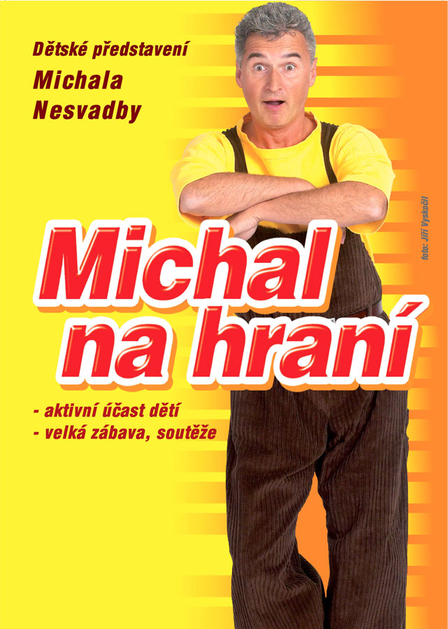 picture Michal na hraní - Michal Nesvadba