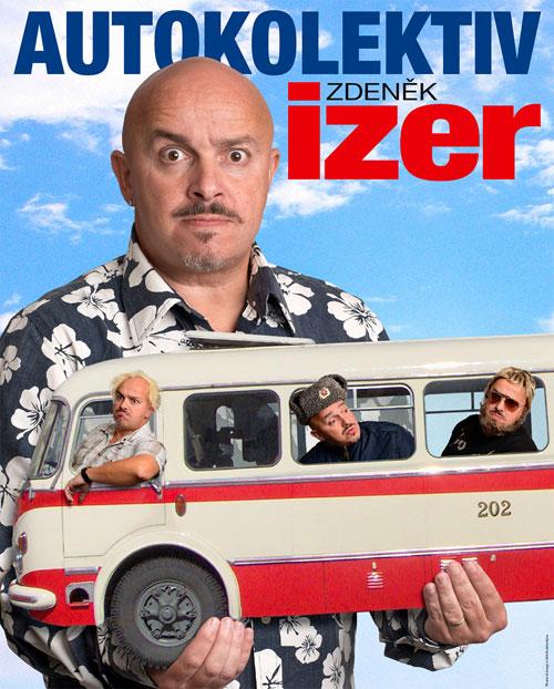 picture Zdeněk Izer a autokolektiv