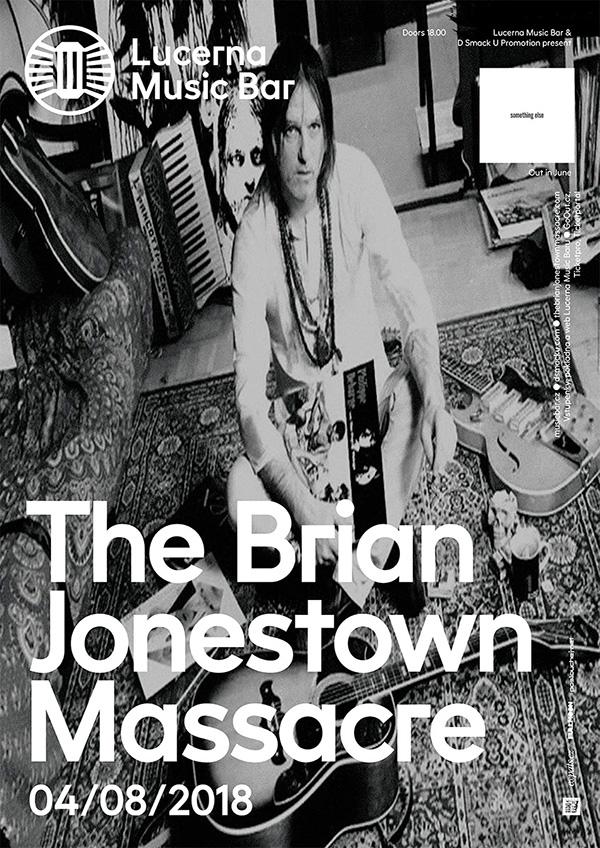 picture THE BRIAN JONESTOWN MASSACRE / US