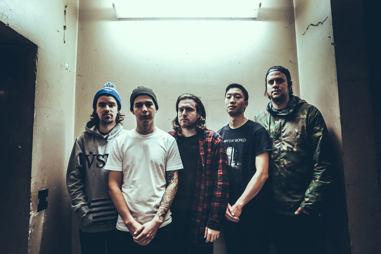 picture COUNTERPARTS + EXPIRE + LANDSCAPES + KNOCKED LOOSE