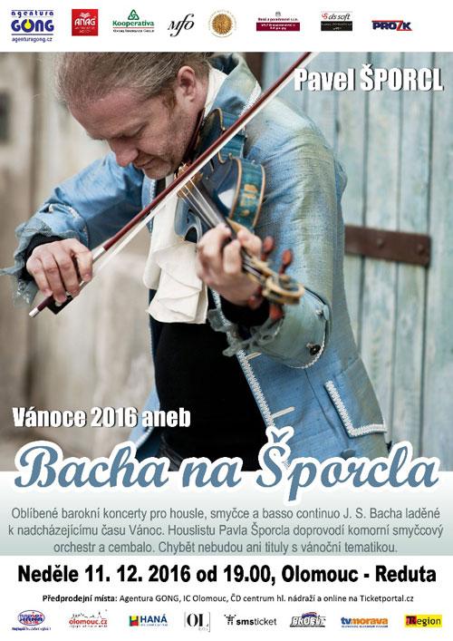 picture Pavel Šporcl - Vánoce 2016 aneb Bacha na Šporcla