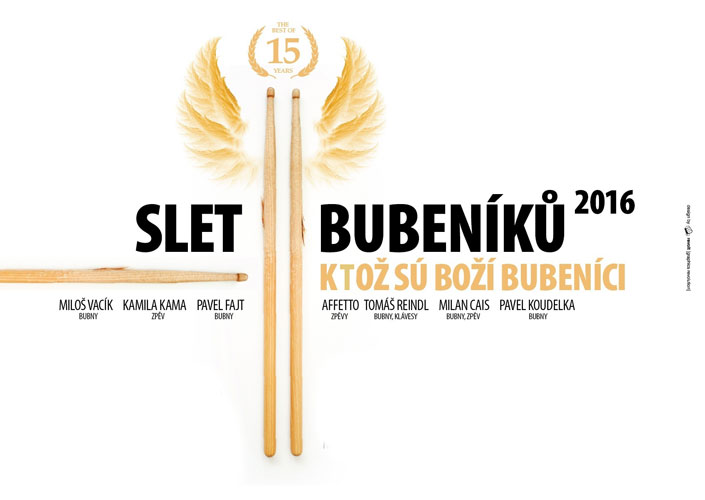 picture SLET BUBENÍKŮ 2016 / The Best of 15 Years