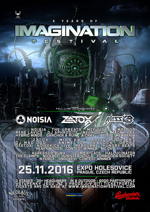 picture IMAGINATION FESTIVAL 2016