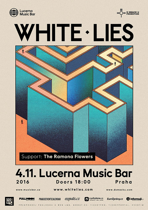 picture WHITE LIES / UK