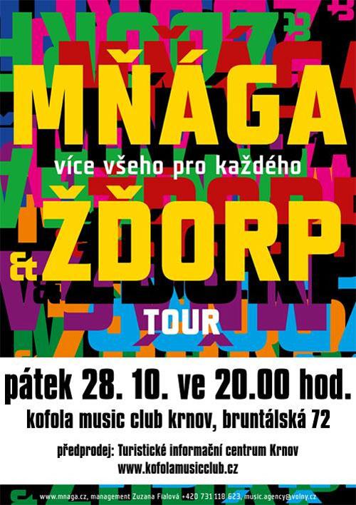 picture Mňága & Žďorp - Více všeho pro každého Tour 2016