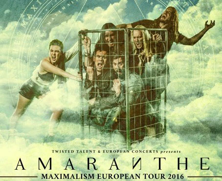 picture AMARANTHE (SWE)