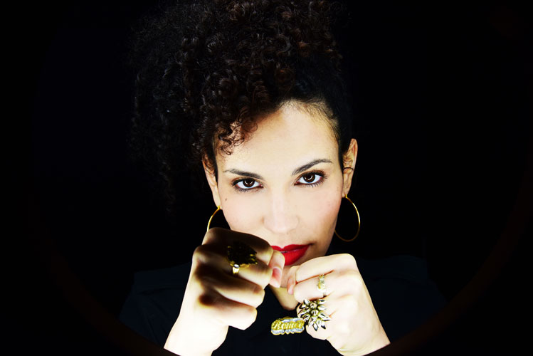 picture XENIA RUBINOS (USA)