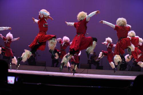 picture Národní balet Gruzie SUKHISHVILI