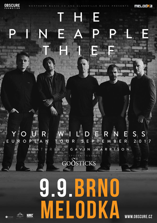 picture THE PINEAPPLE THIEF (UK)