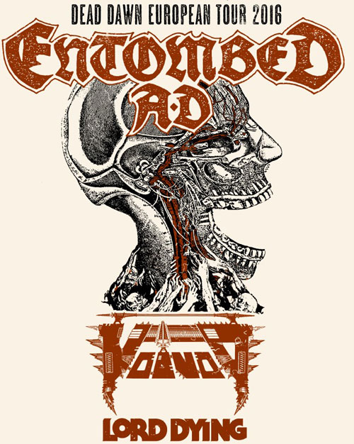 picture ENTOMBED A.D. & VOIVOD & LORD DYING