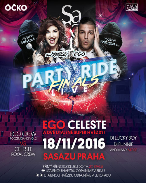 picture Party Ride Live - Finals w/ EGO & CELESTE