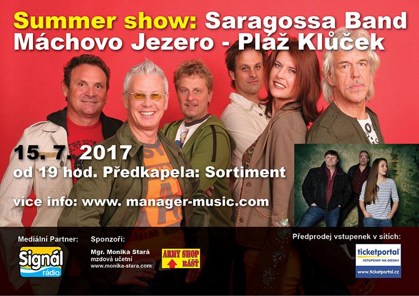 picture SARAGOSSA BAND mega koncert