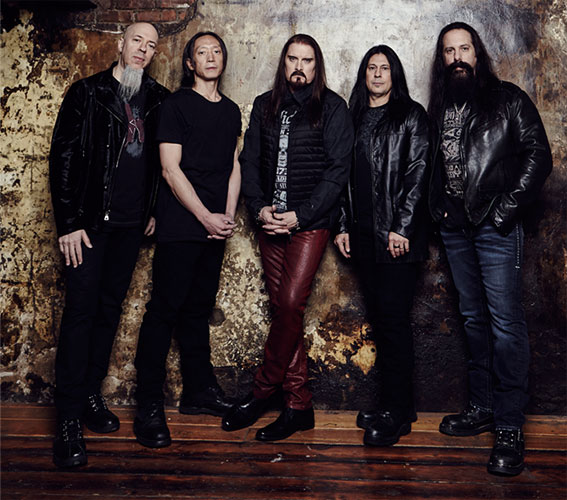 picture DREAM THEATER - Images, Words & Beyond Tour 2017