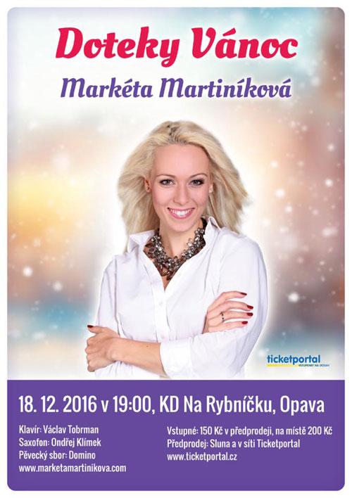 picture Markéta Martiníková - Doteky Vánoc