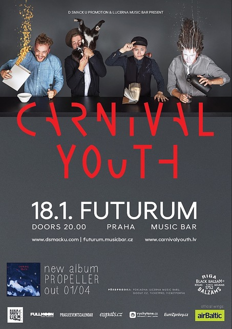 picture CARNIVAL YOUTH / LV