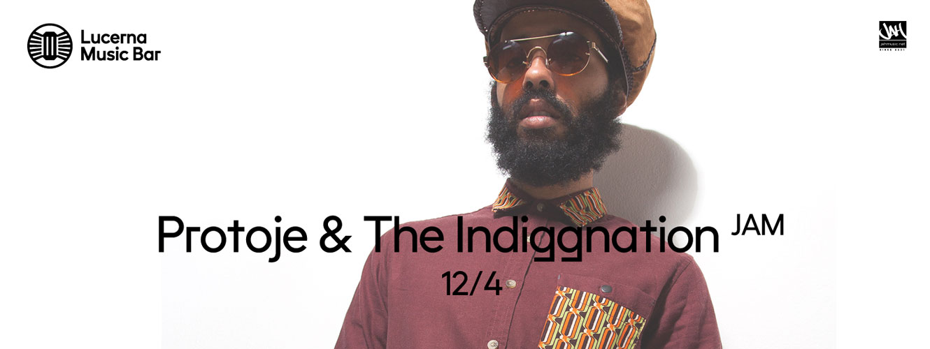 picture PROTOJE & THE INDIGGNATION / JAM