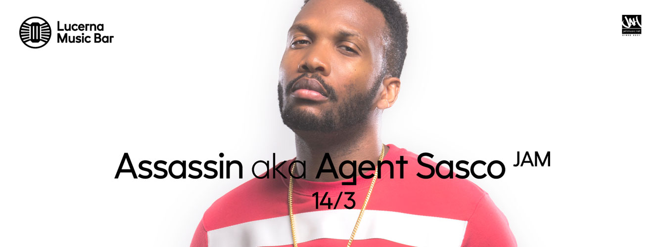 picture ASSASSIN aka AGENT SASCO & DUB AKOM BAND / JAM