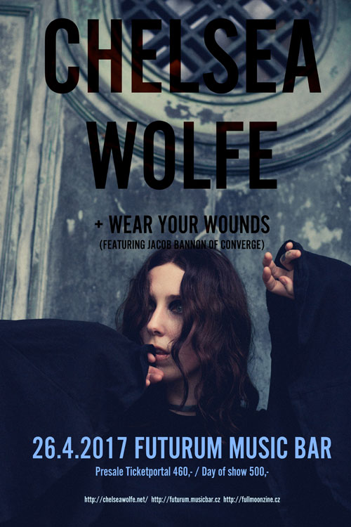 picture CHELSEA WOLFE / US