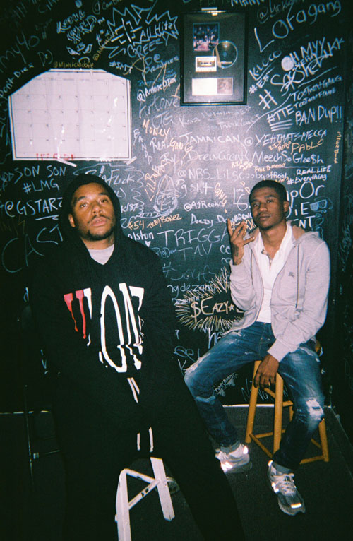 picture A$AP ANT (A$AP Mob) / US