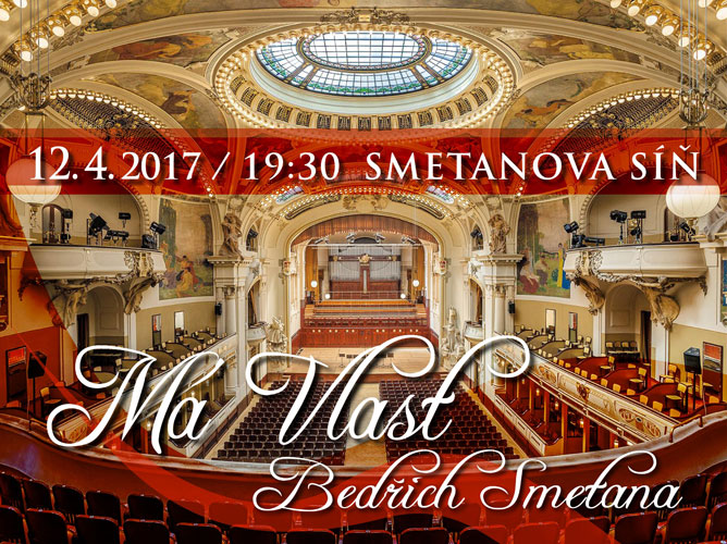 picture Bedřich Smetana: Má vlast / My Country