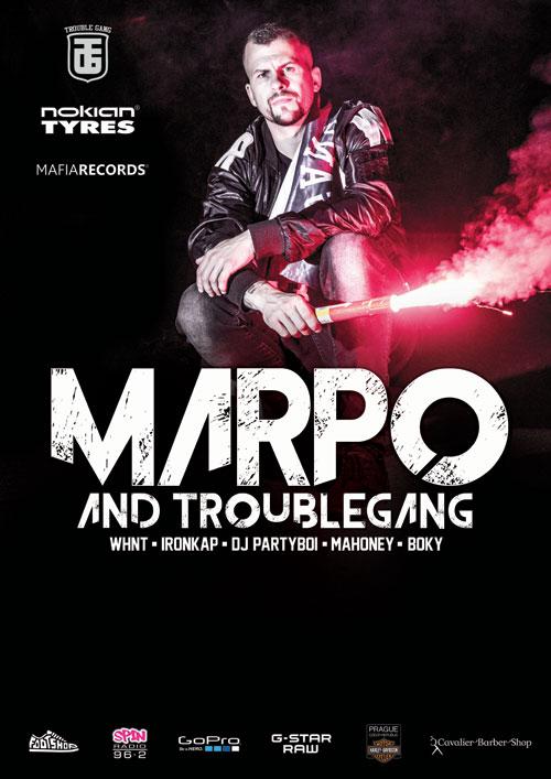 picture MARPO & TROUBLEGANG - LONE SURVIVOR TOUR 2017