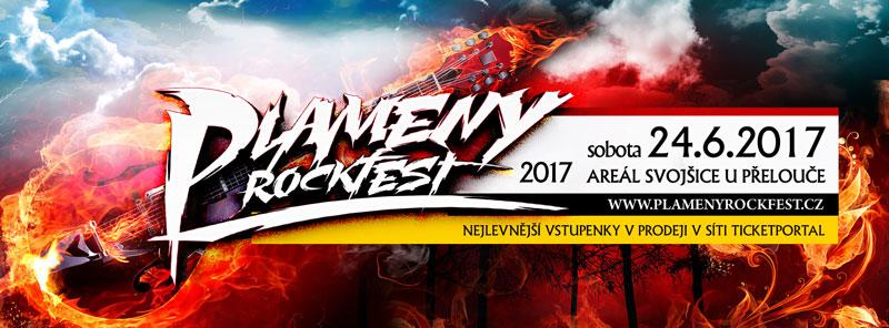 picture PLAMENY ROCKFEST 2017