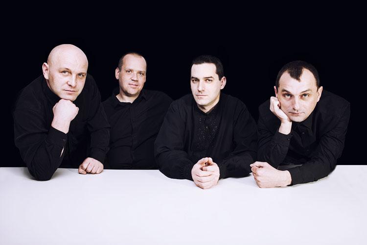 picture BESTER QUARTER (Crakow Klezmer Band) / PL