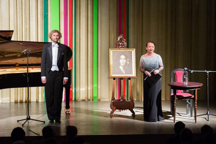 picture George Sandová a Fryderyk Chopin