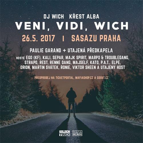 picture DJ WICH & HOSTÉ / křest alba Veni, Vidi, Wich