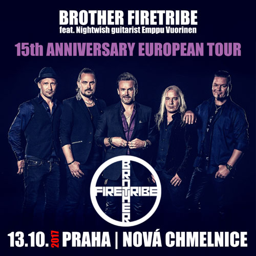 picture BROTHER FIRETRIBE (FI)