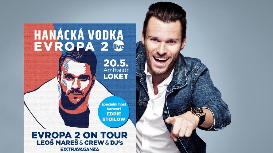 picture Hanácká vodka Evropa 2 LIVE: Leoš Mareš a další