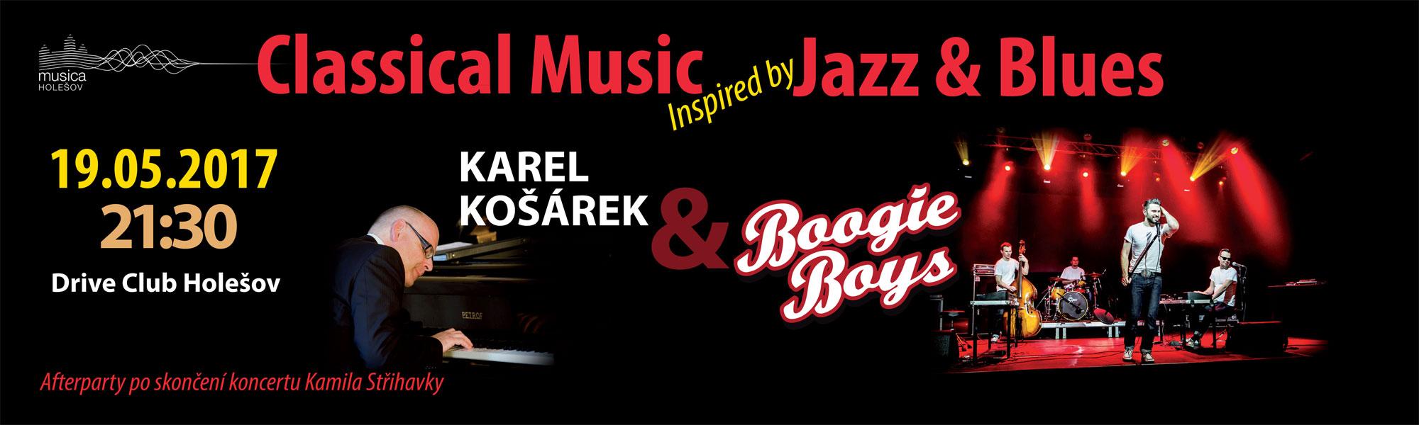 picture Karel Košárek & Boogie Boys (Pl)