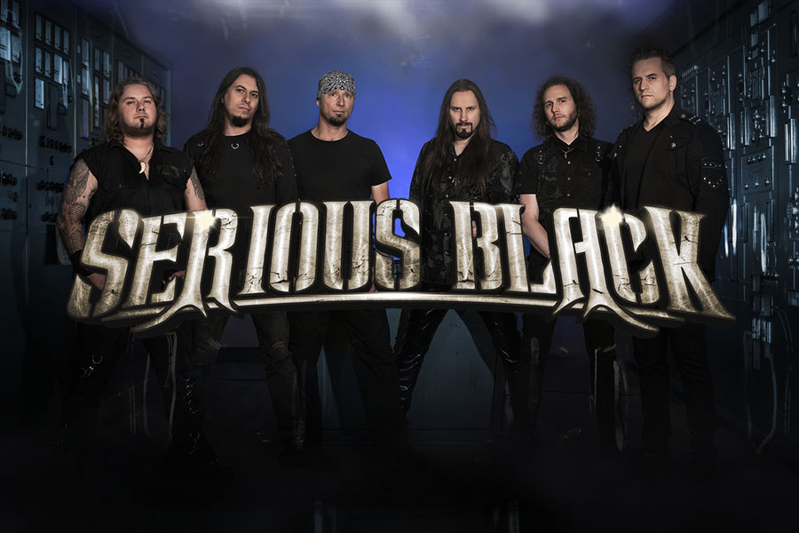 picture SERIOUS BLACK - Magic World Tour 2017
