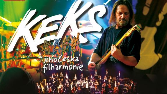 picture Keks a Jihočeská komorní filharmonie 2017