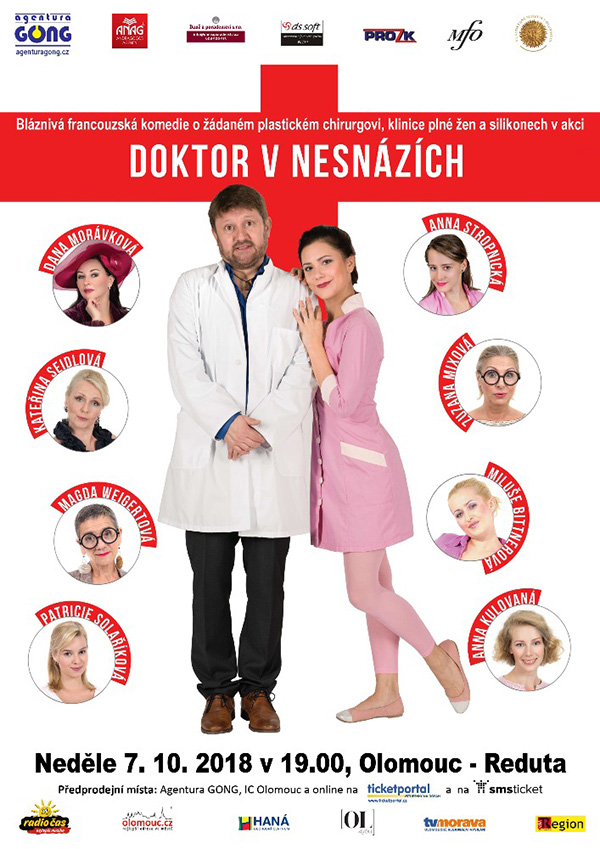 picture Doktor v nesnázích