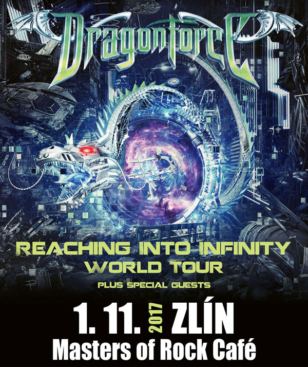 picture DRAGONFORCE - Reaching Into Infinity World Tour