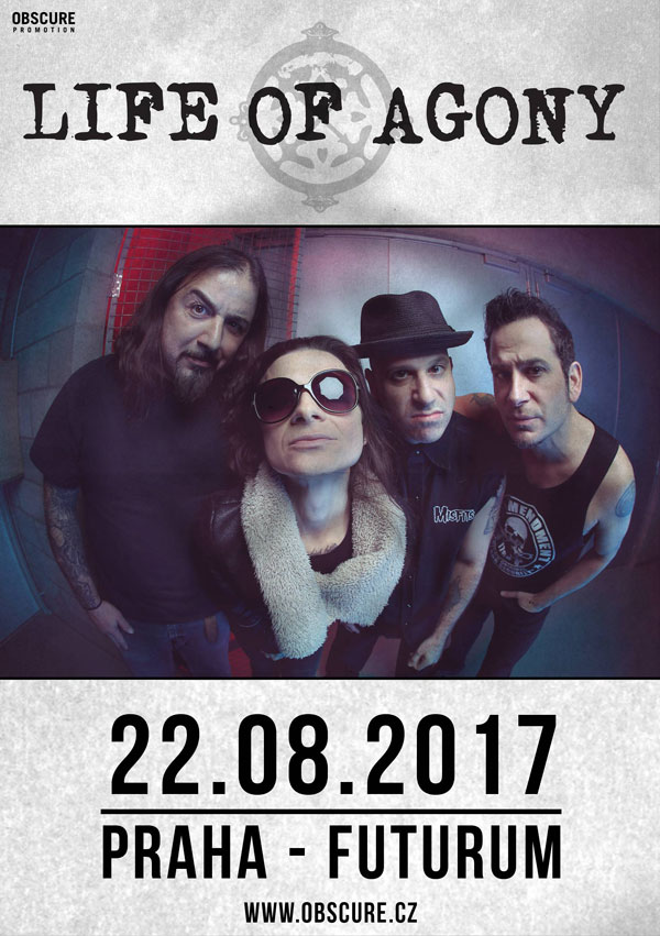 picture LIFE OF AGONY (US)