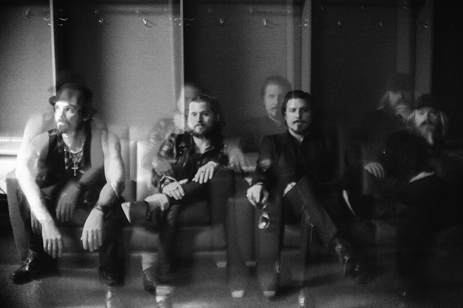 picture RIVAL SONS / US