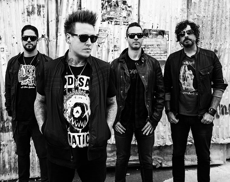 picture PAPA ROACH / US