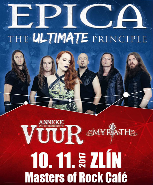 picture EPICA (NL): The Ultimate Principle Tour