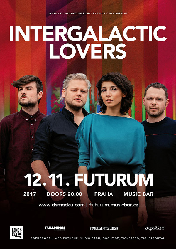 picture INTERGALACTIC LOVERS / BE